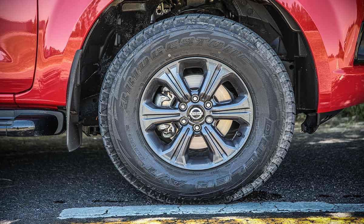 Nissan Frontier X Gear 19
