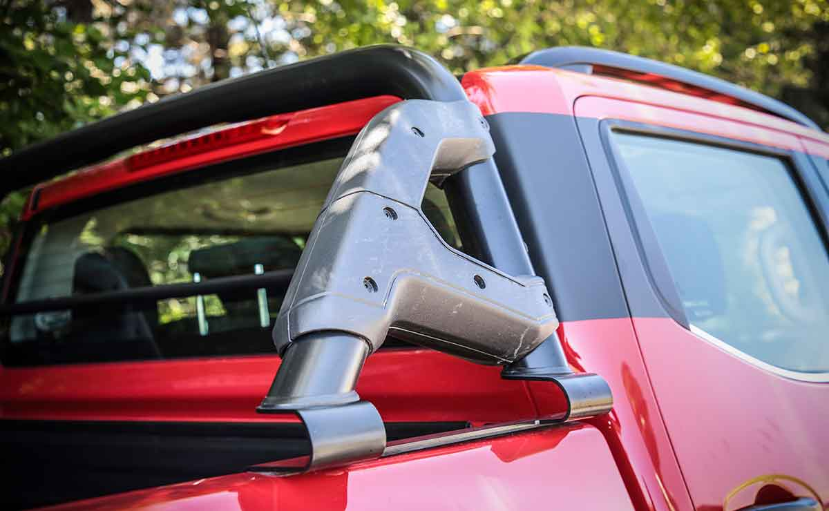 Nissan Frontier X Gear 7