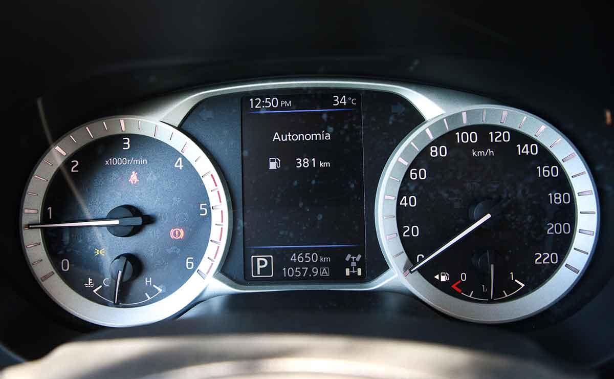 Nissan Frontier X Gear 8