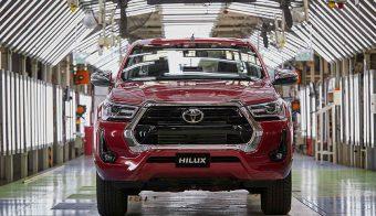 Toyota Hilux Zarate