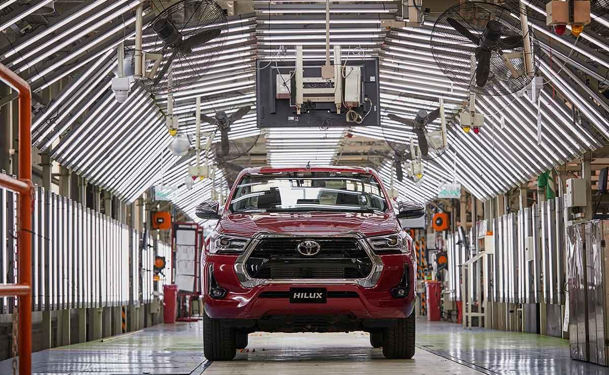 Toyota Hilux Zarate fabrica 3