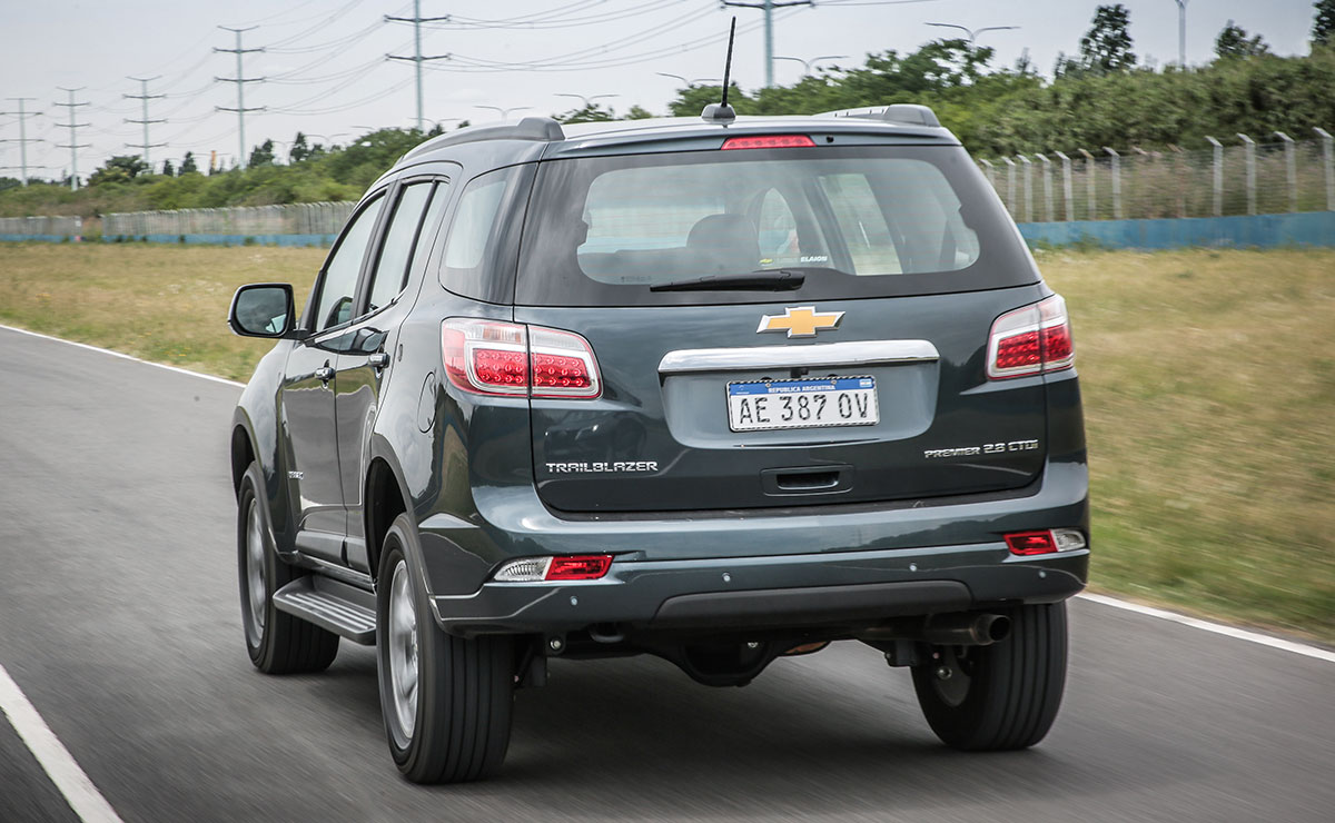 CHEVROLET TRAILBLAZER 2021 6