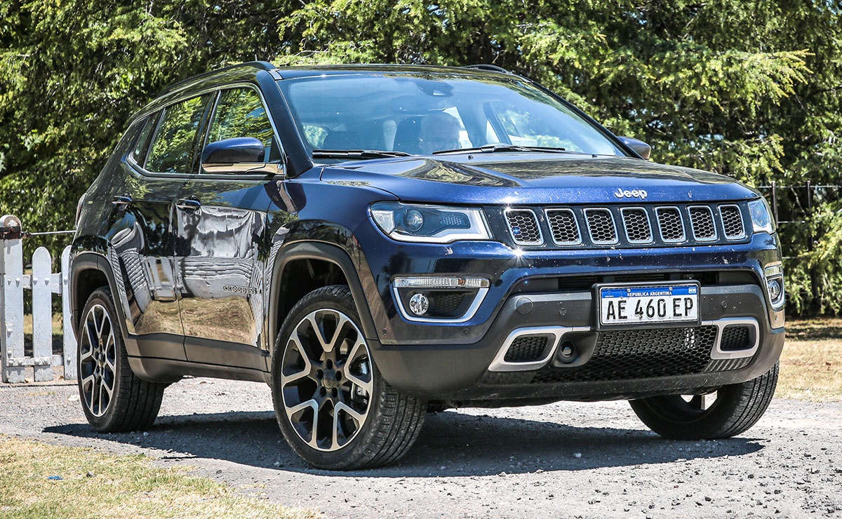 JEEP COMPASS TURBODIESEL 1
