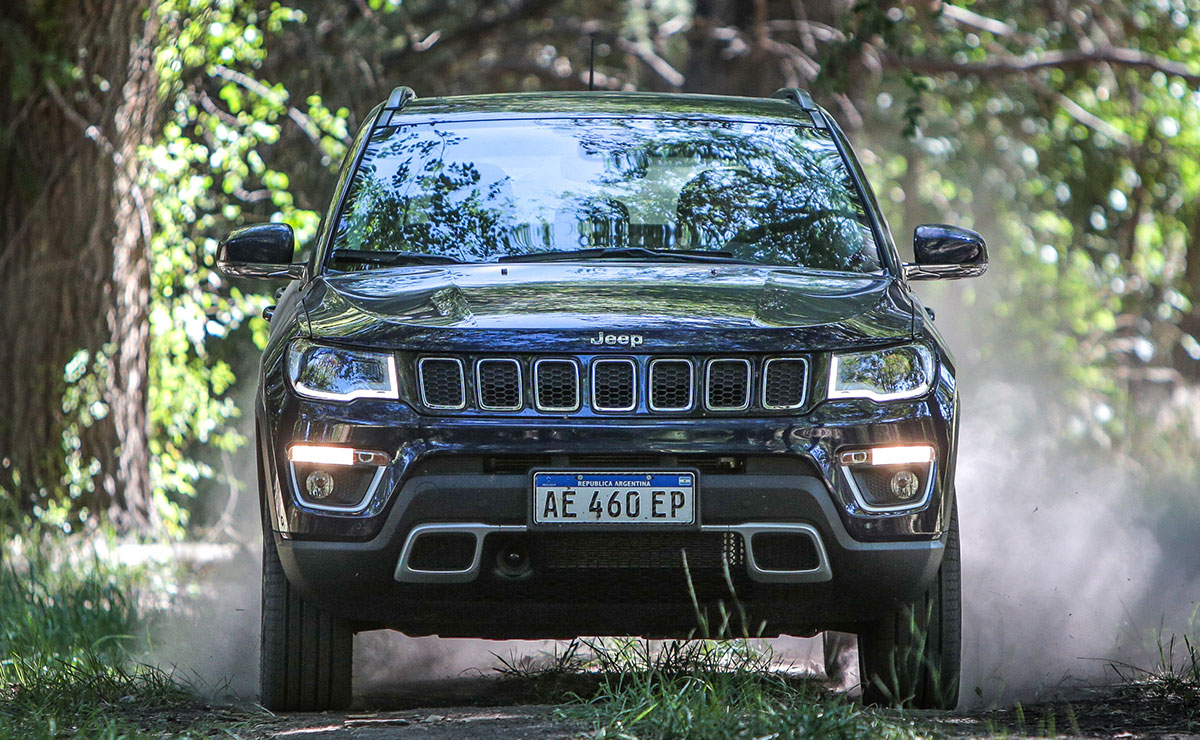 JEEP COMPASS TURBODIESEL 3
