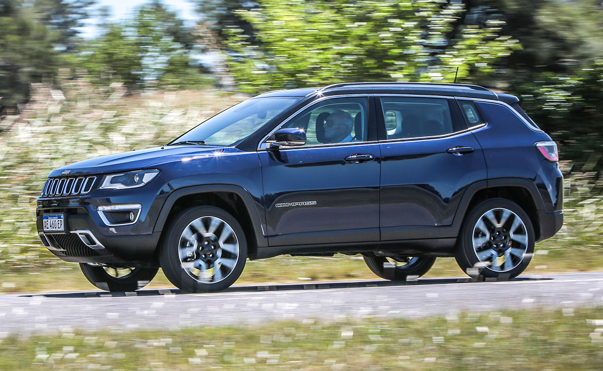 JEEP COMPASS TURBODIESEL 4