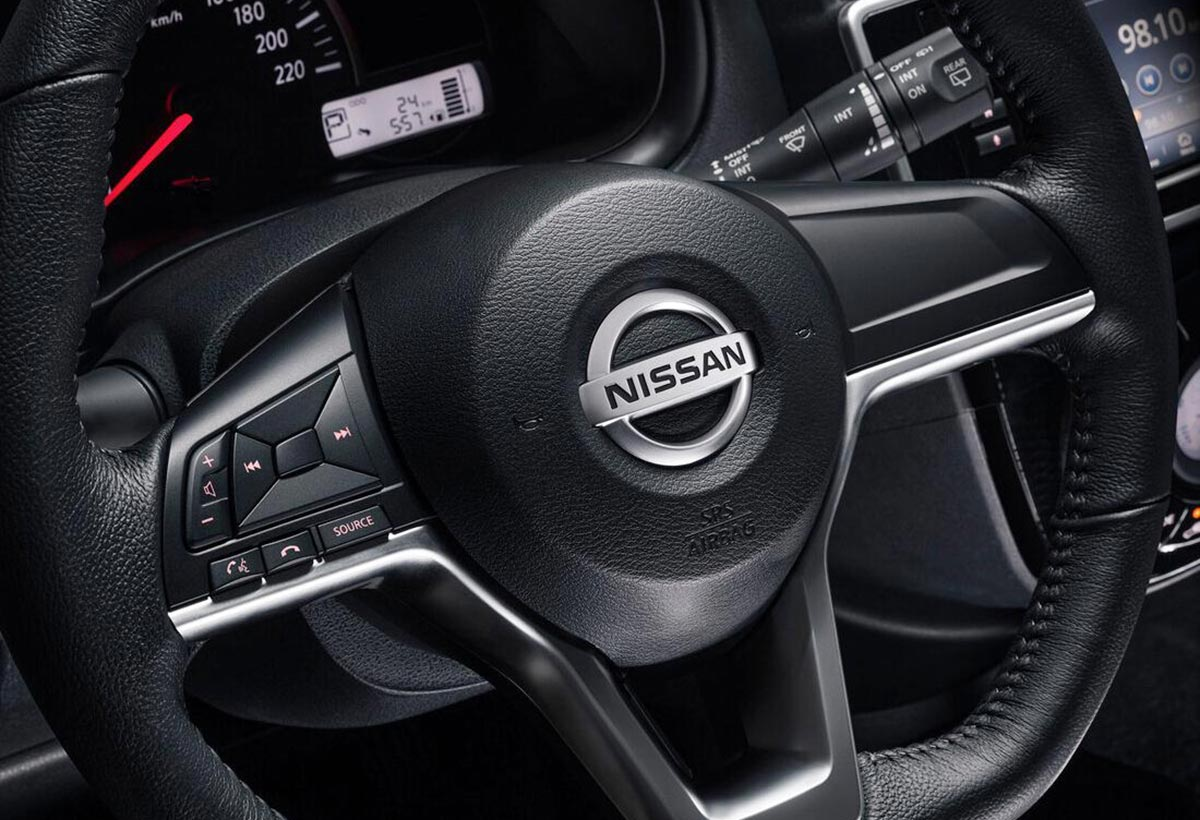 NISSAN MARCH 2021 1
