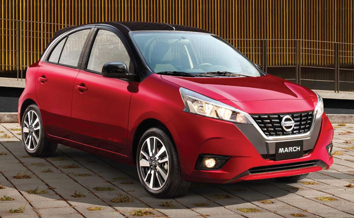 NISSAN MARCH 2021