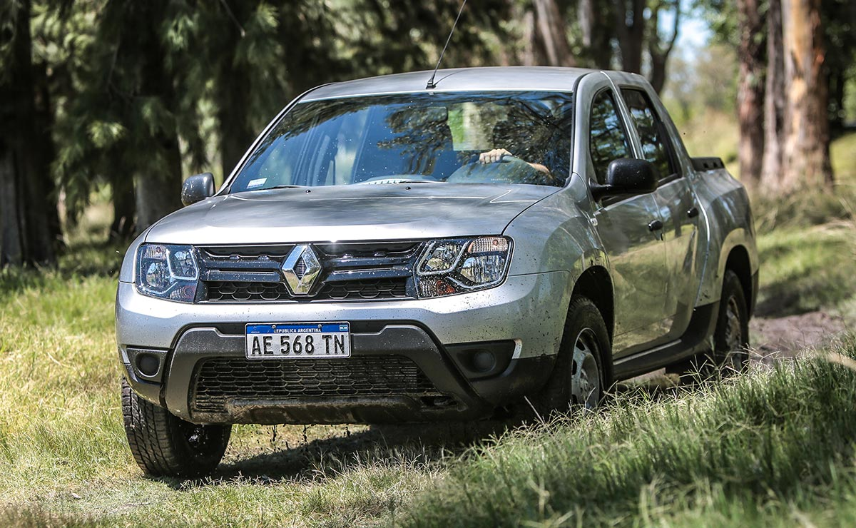 RENAULT DUSTER OROCH 5