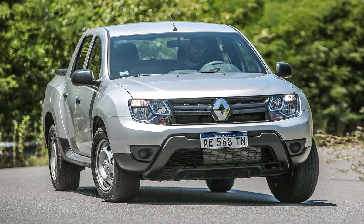 RENAULT OROCH PROFESIONAL