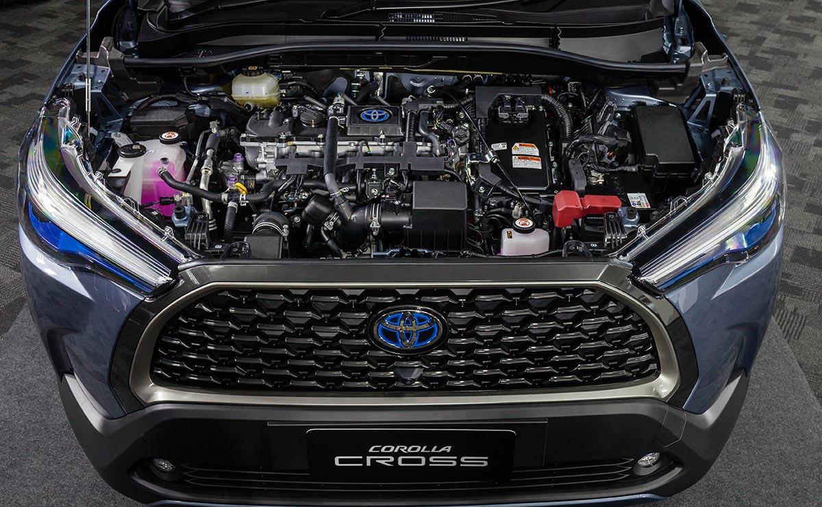Toyota Corolla Cross 3