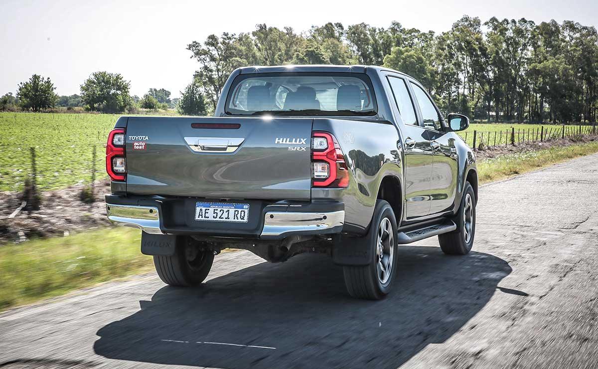 Toyota Hilux 2021 2