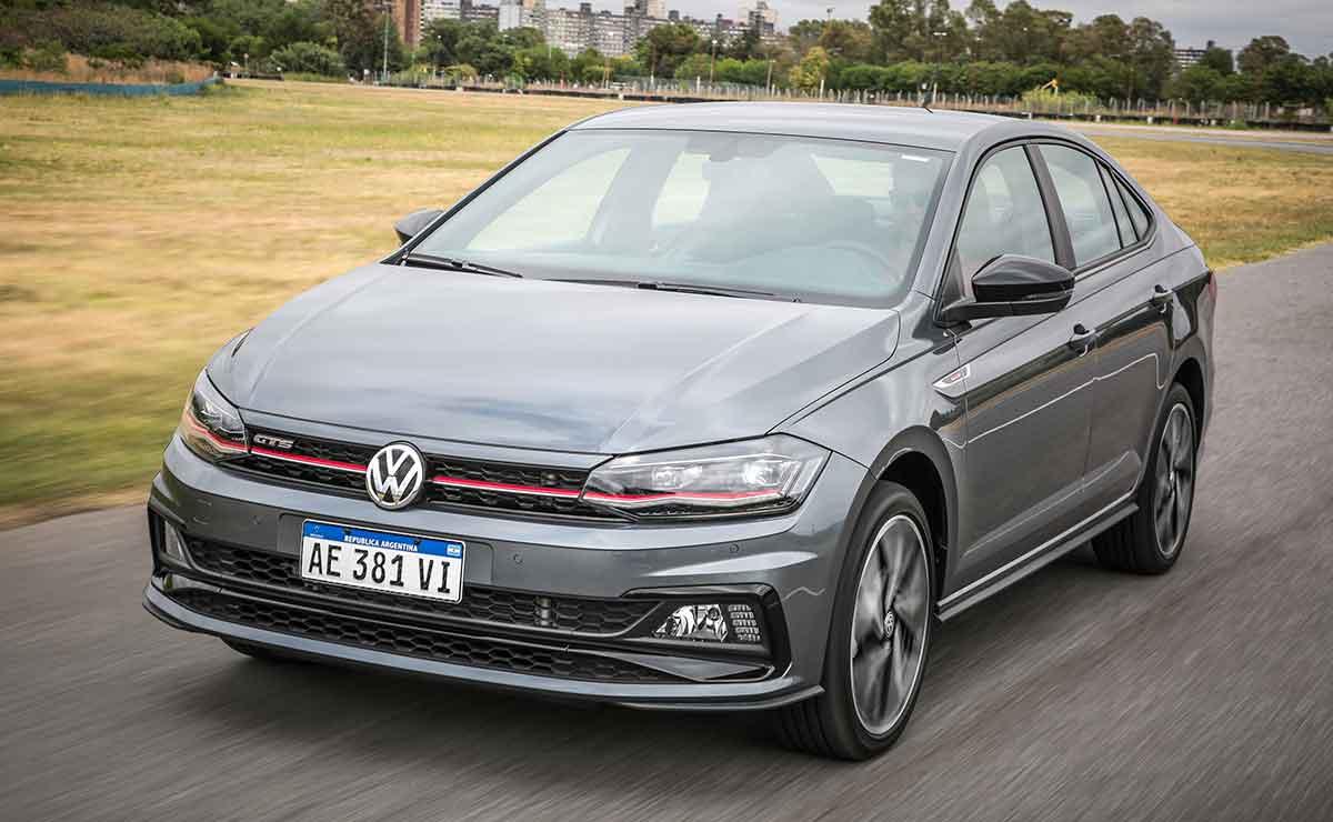 VW virtus GTS 1