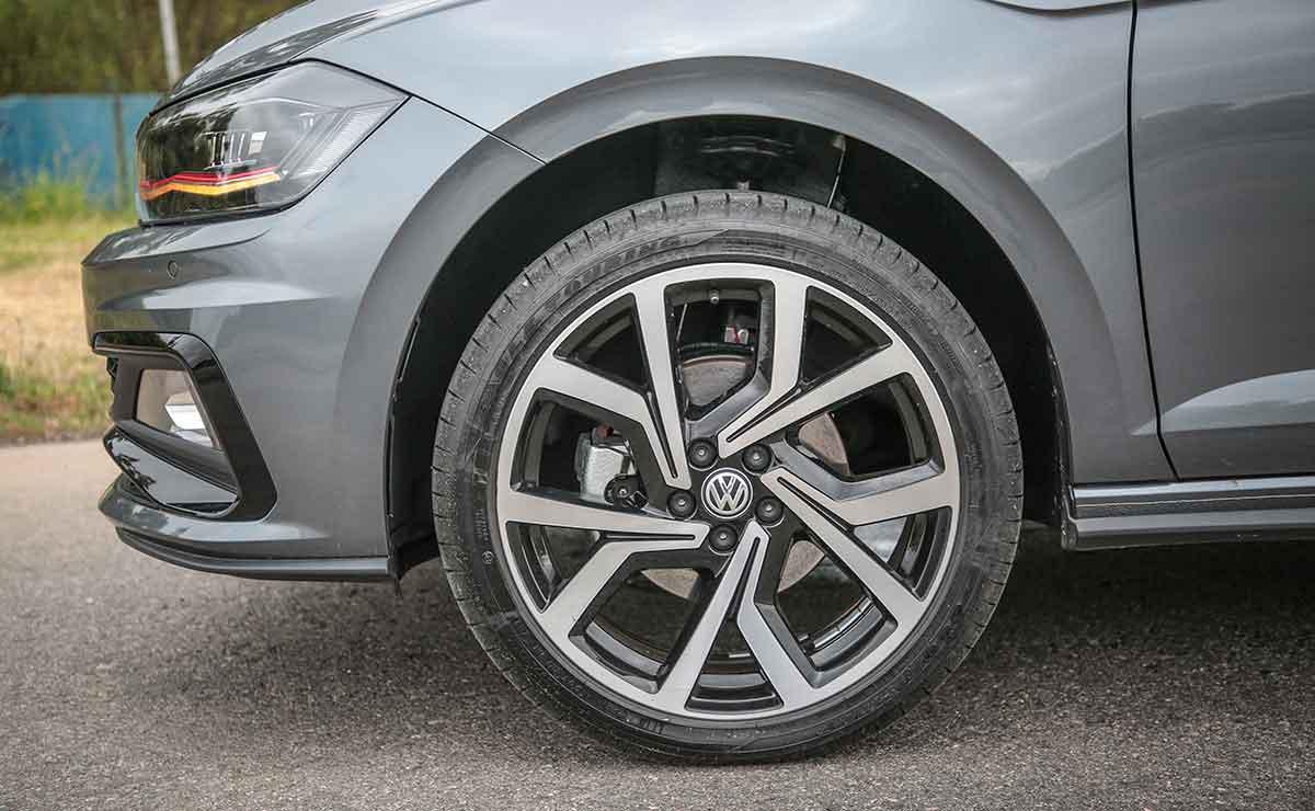 VW virtus GTS 13