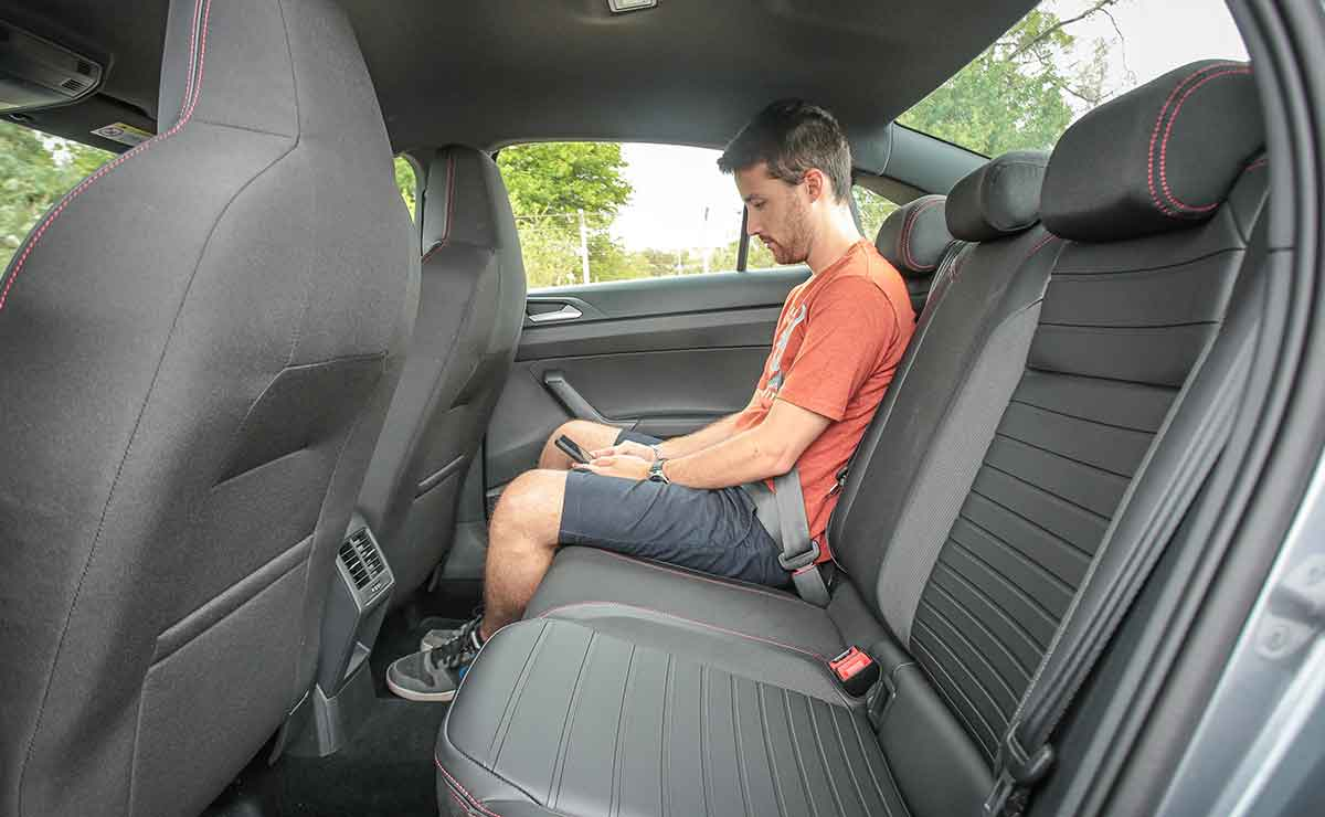 VW virtus GTS 30