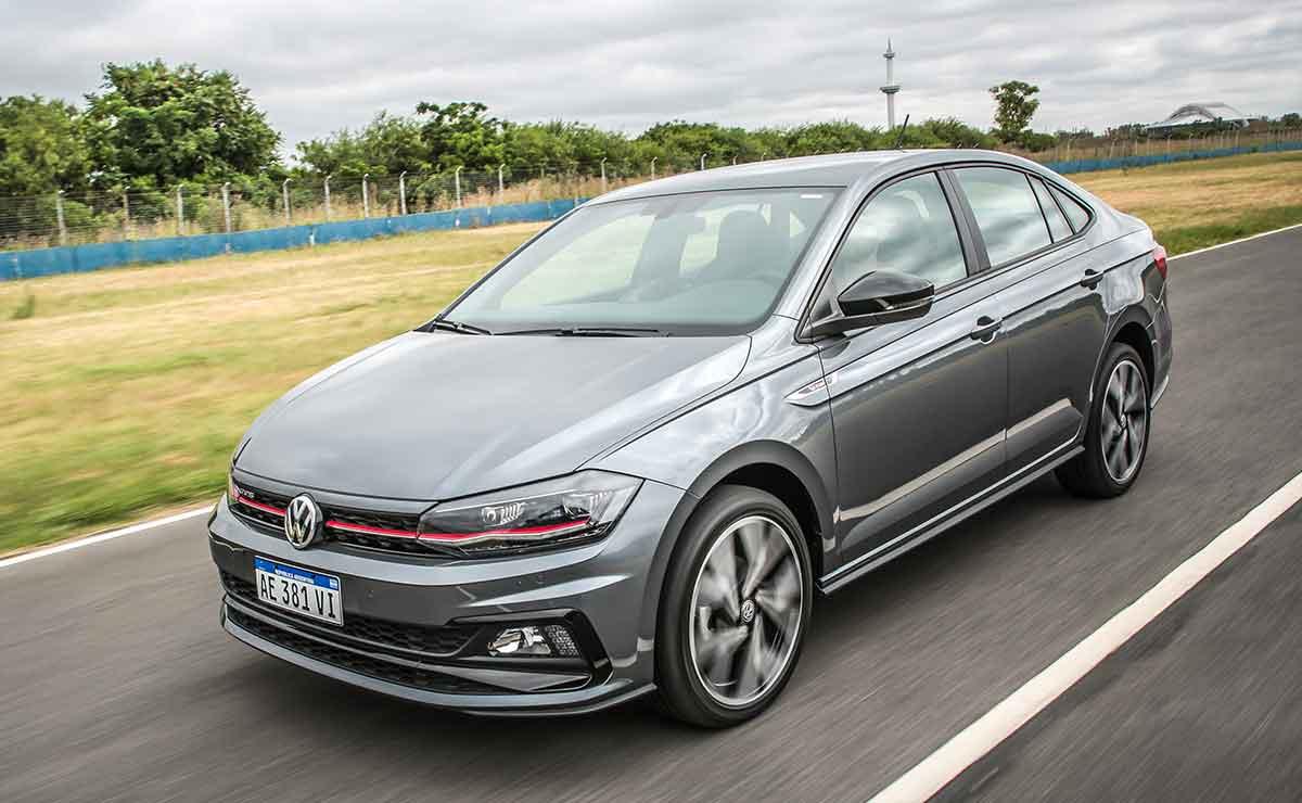 VW virtus GTS 5