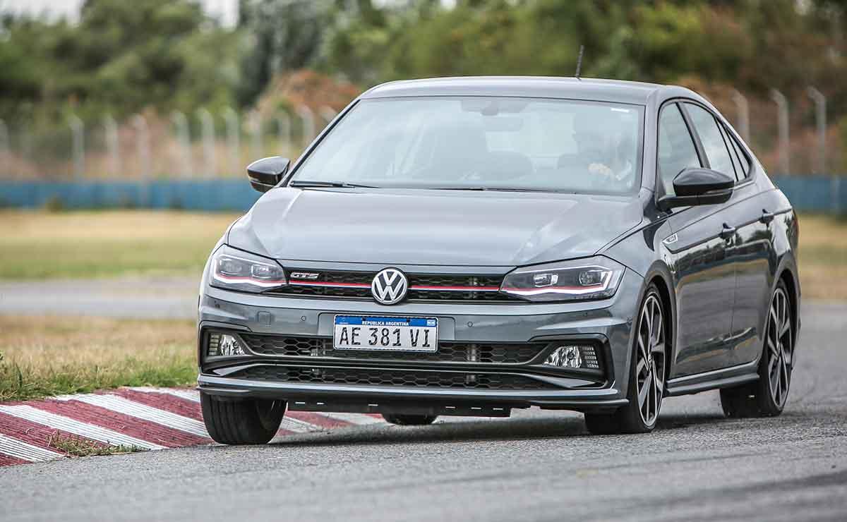 VW virtus GTS 6