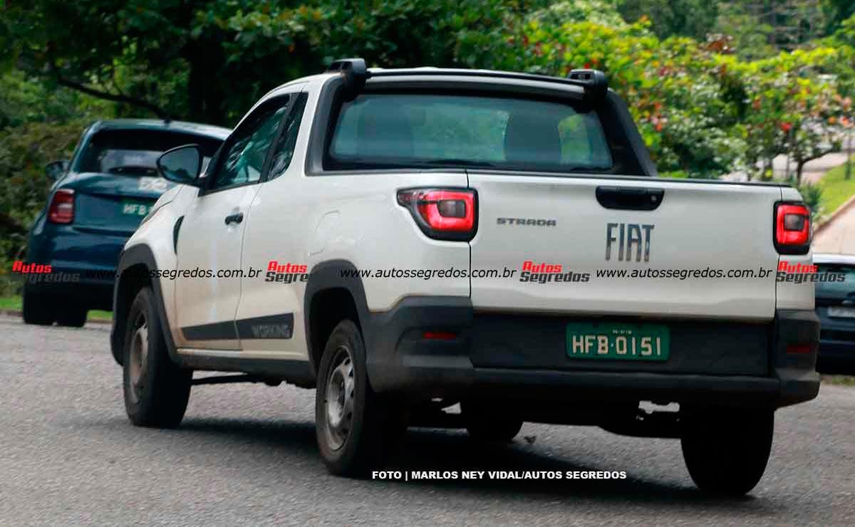 FIAT STRADA 2022 1