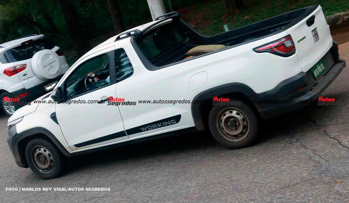 FIAT STRADA 2022 4