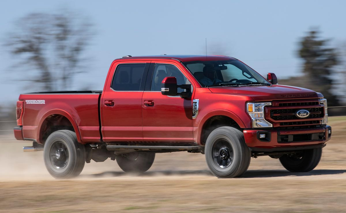 FORD SUPER DUTY 2022 3