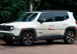 JEEP RENEGADE 2022