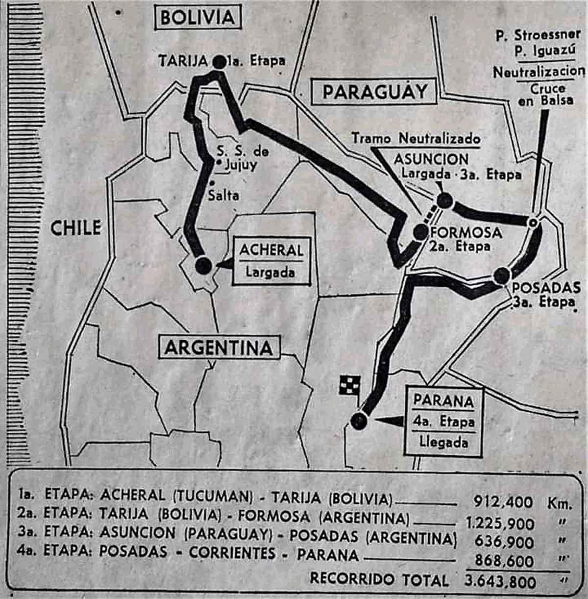 mapa gp 1970