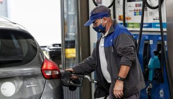 COMBUSTIBLES AUMENTO