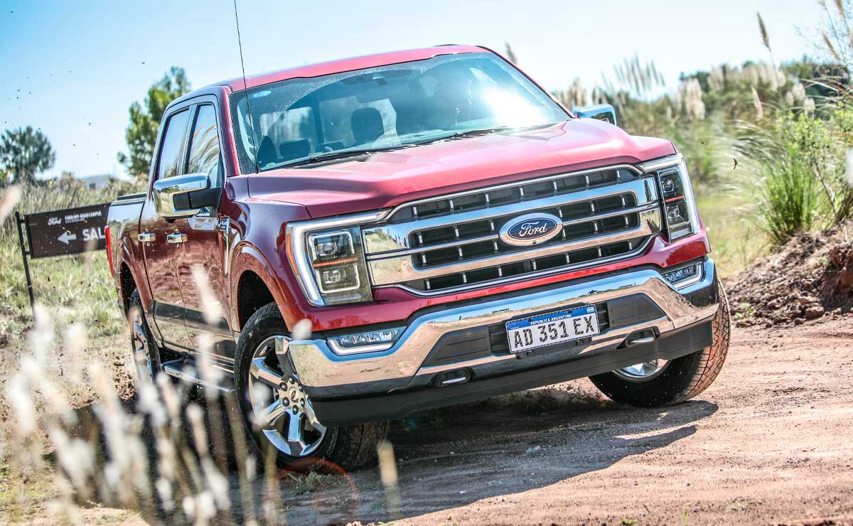 FORD F 150 1