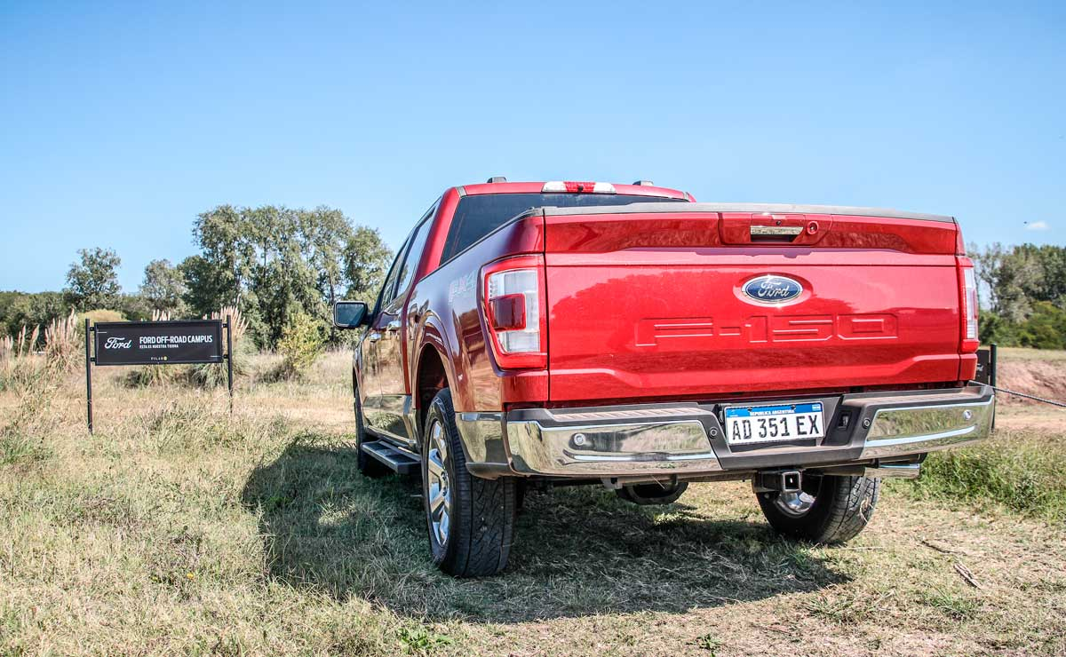 FORD F 150 2