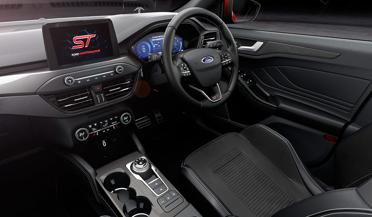 FORD FOCUS ST 2021 4