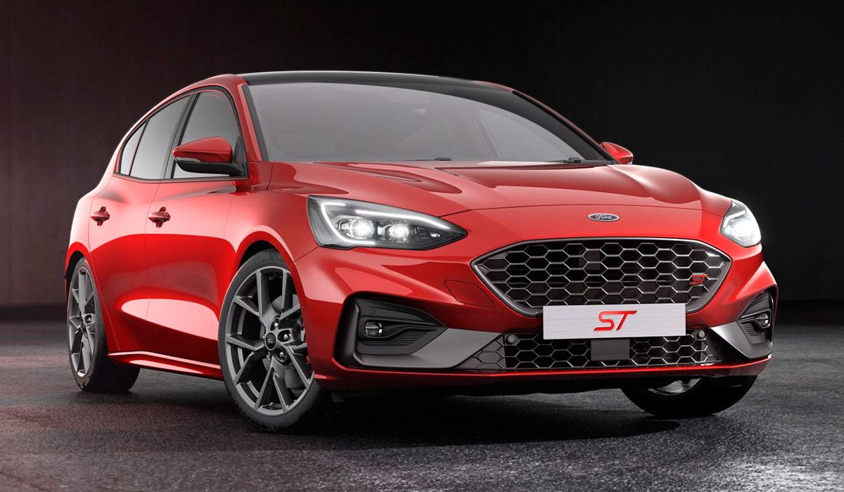 FORD FOCUS ST 2021