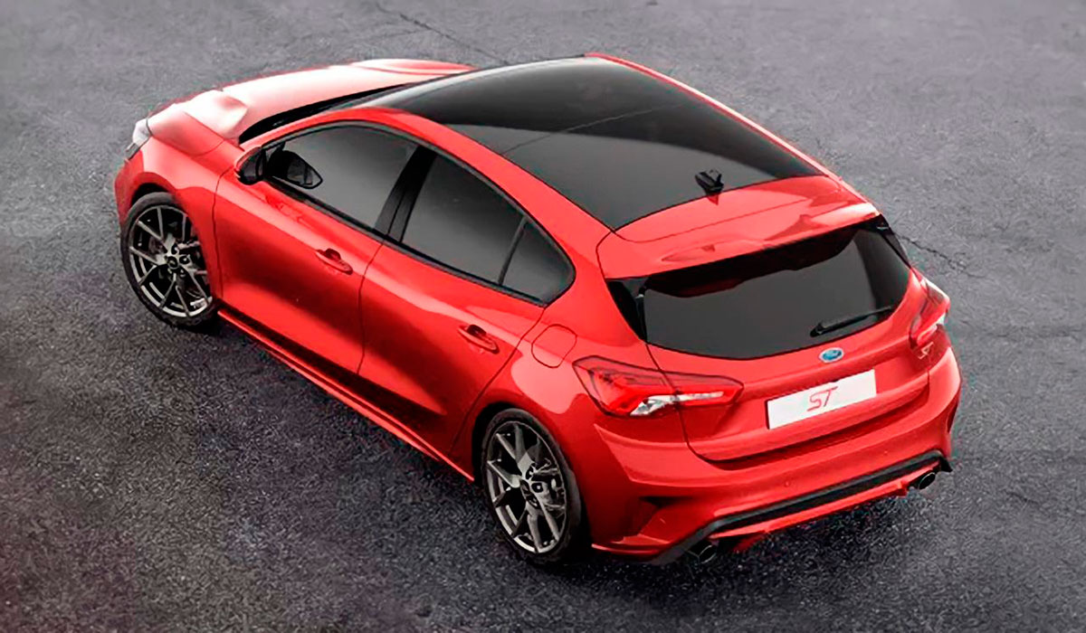 FORD FOCUS ST 2021 8