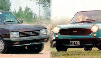 FIAT 125 VS PEUGEOT 504