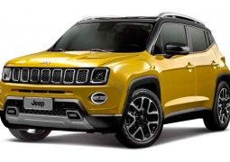 JEEP BABY RENEGADE