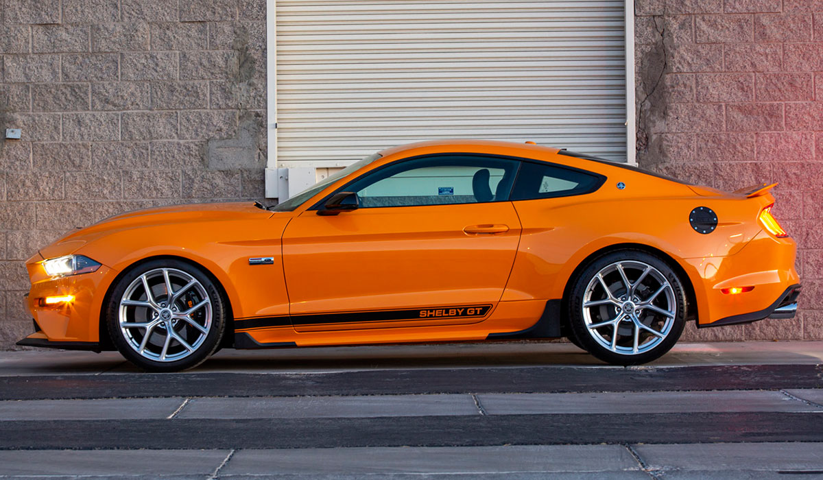 MUSTANG SHELBY GT 3