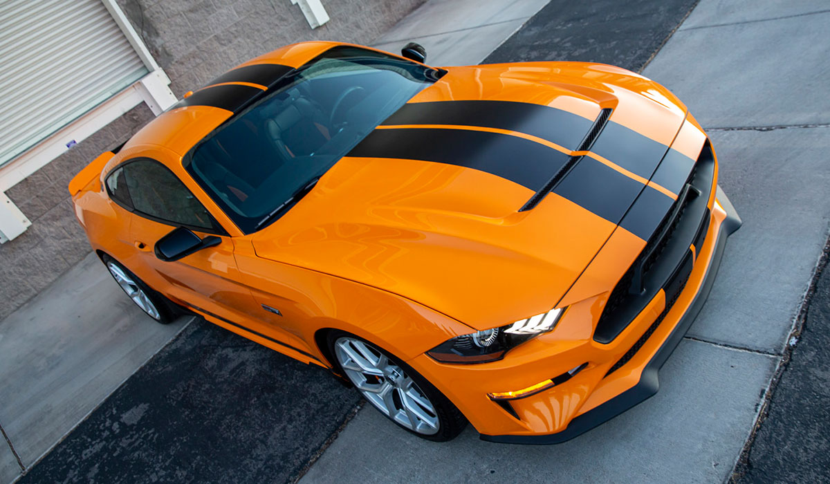 MUSTANG SHELBY GT 5