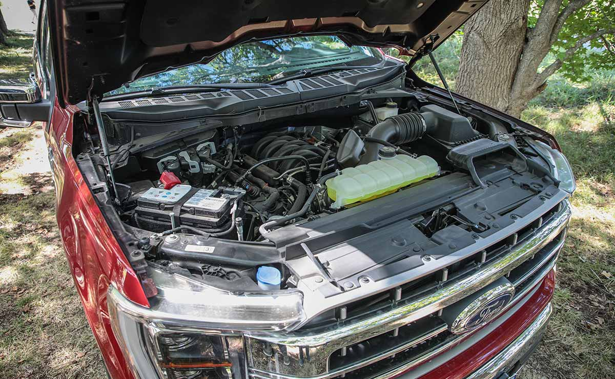 FORD F 150 MOTOR