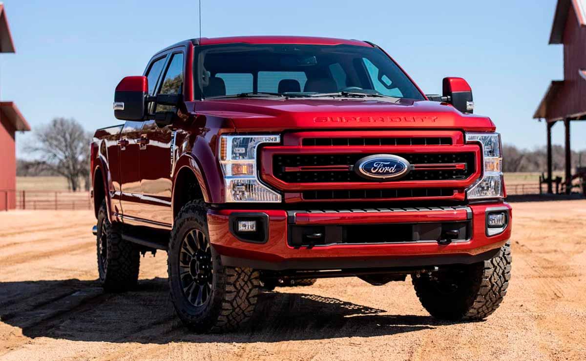 Ford-Serie-F-línea-Super-Duty