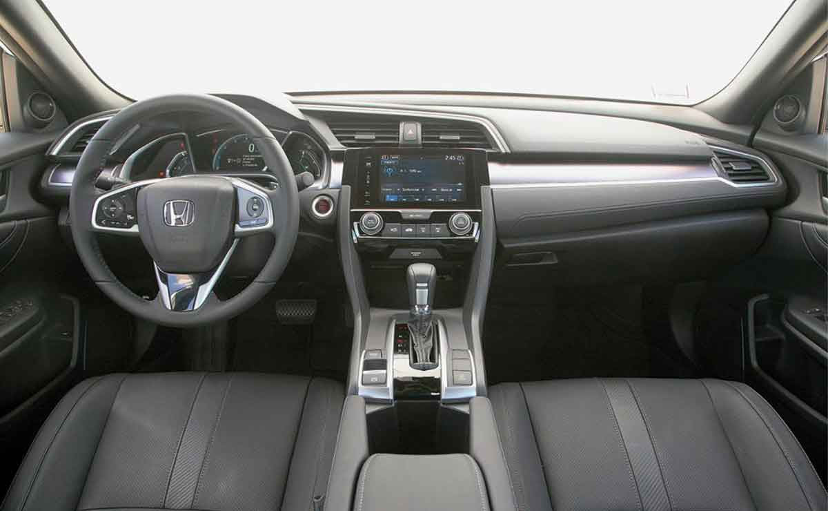 Honda-Civic-interior