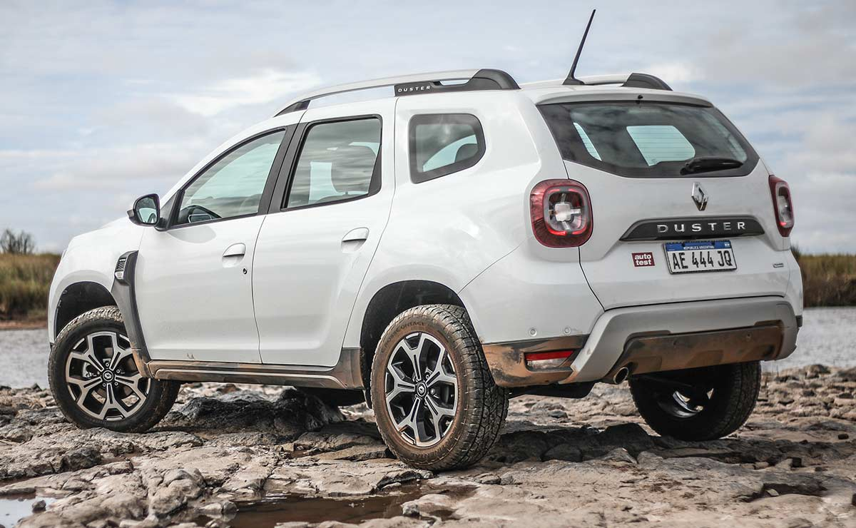 RENAULT DUSTER 2021 COLA