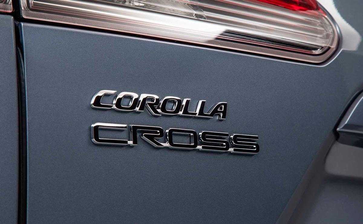 TOYOTA COROLLA CROSS US 2