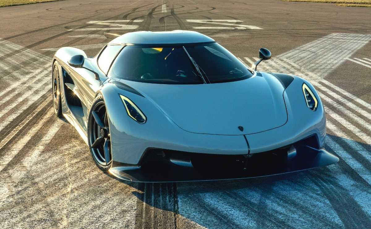 los autos más rápidos del mundo