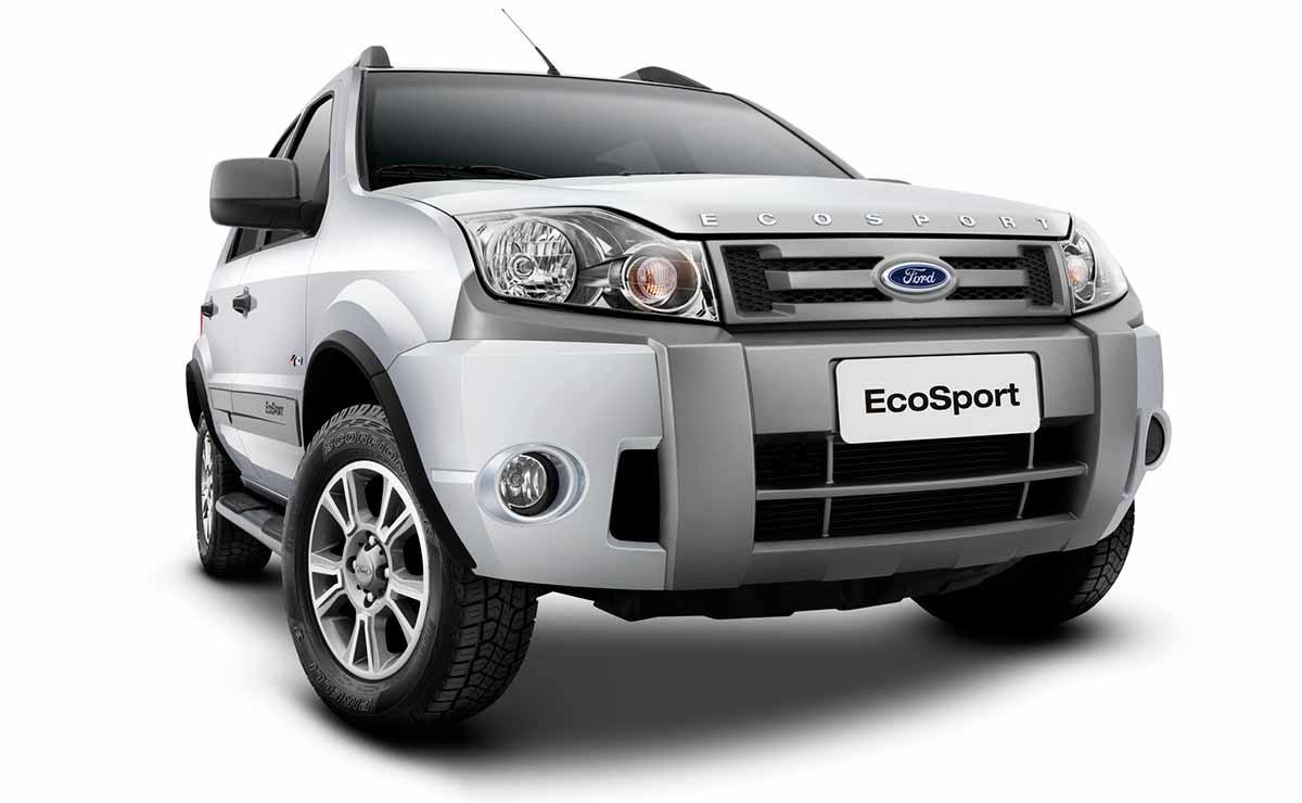 ford ecosport usados