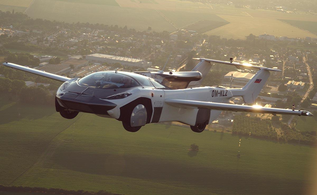 AIRCAR-AUTO-VOLADOR
