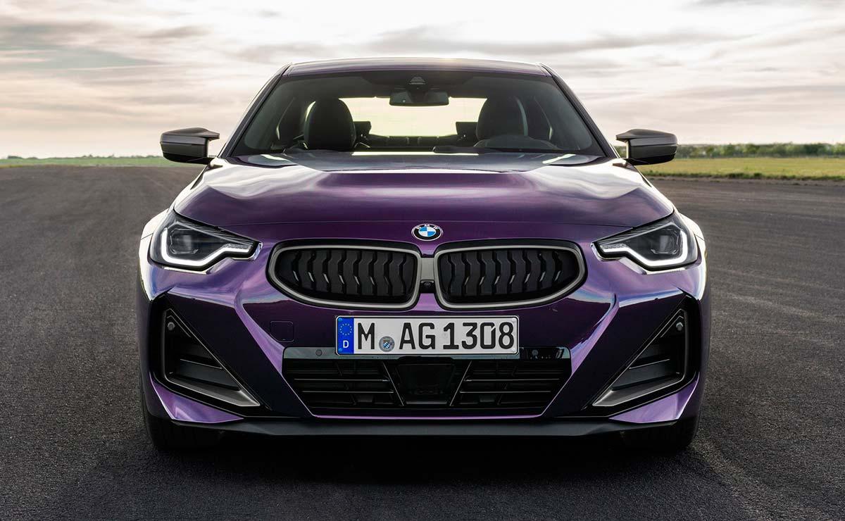 BMW SERIE 2 COUPÉ 2022 4