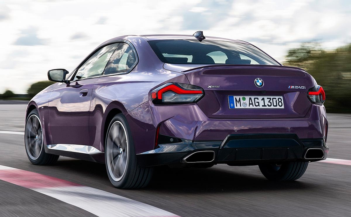 BMW SERIE 2 COUPE 2022 1