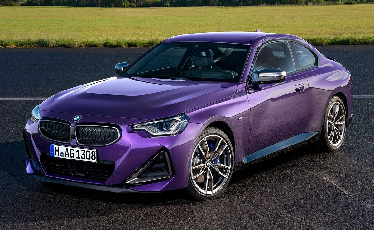 BMW SERIE 2 COUPE 2022 2