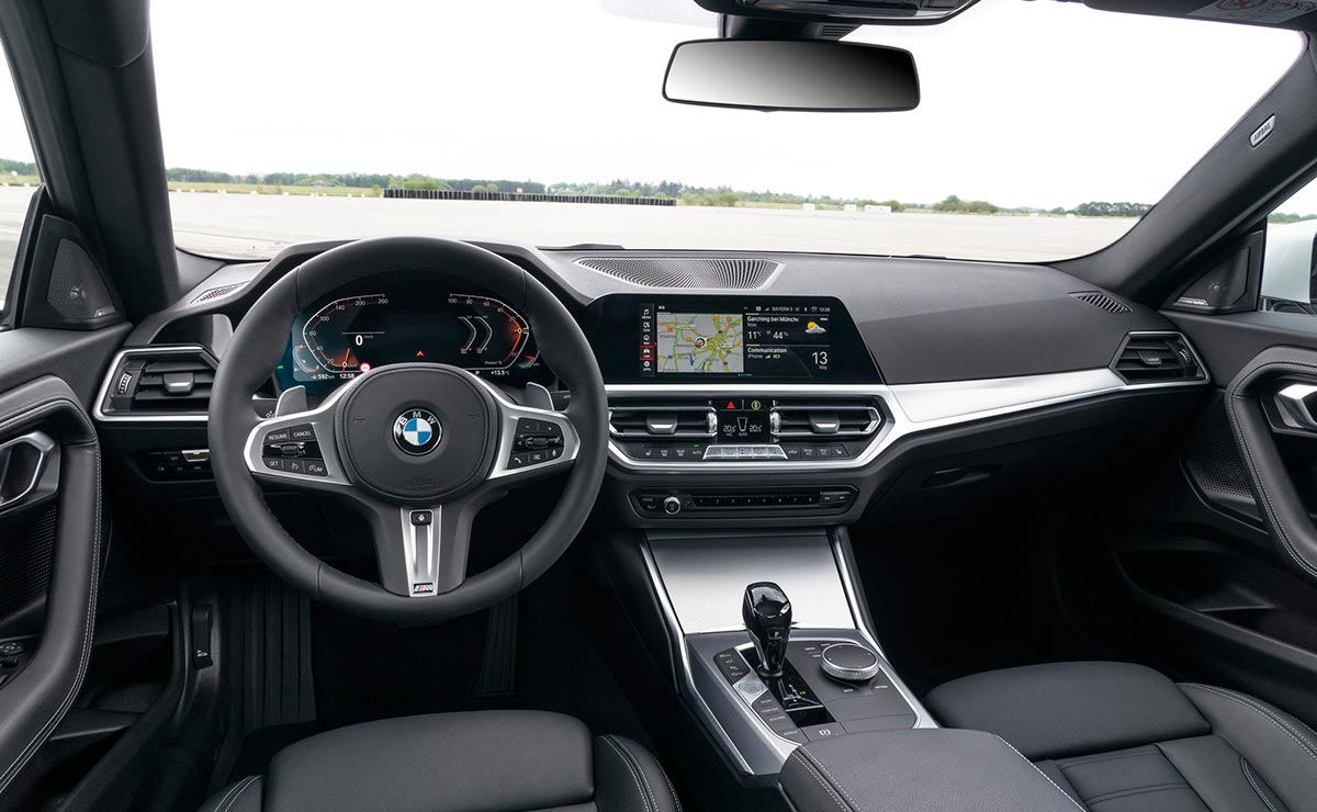 BMW SERIE 2 COUPE 2022 6