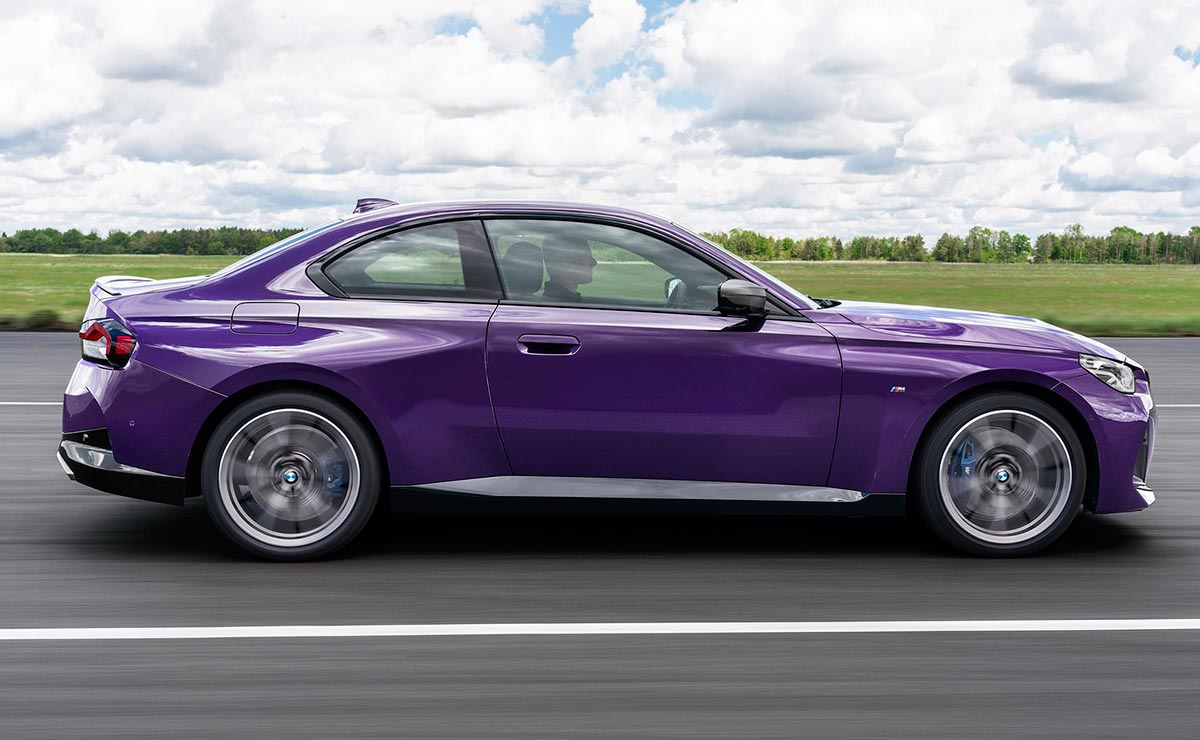 BMW SERIE 2 COUPE 2022 8