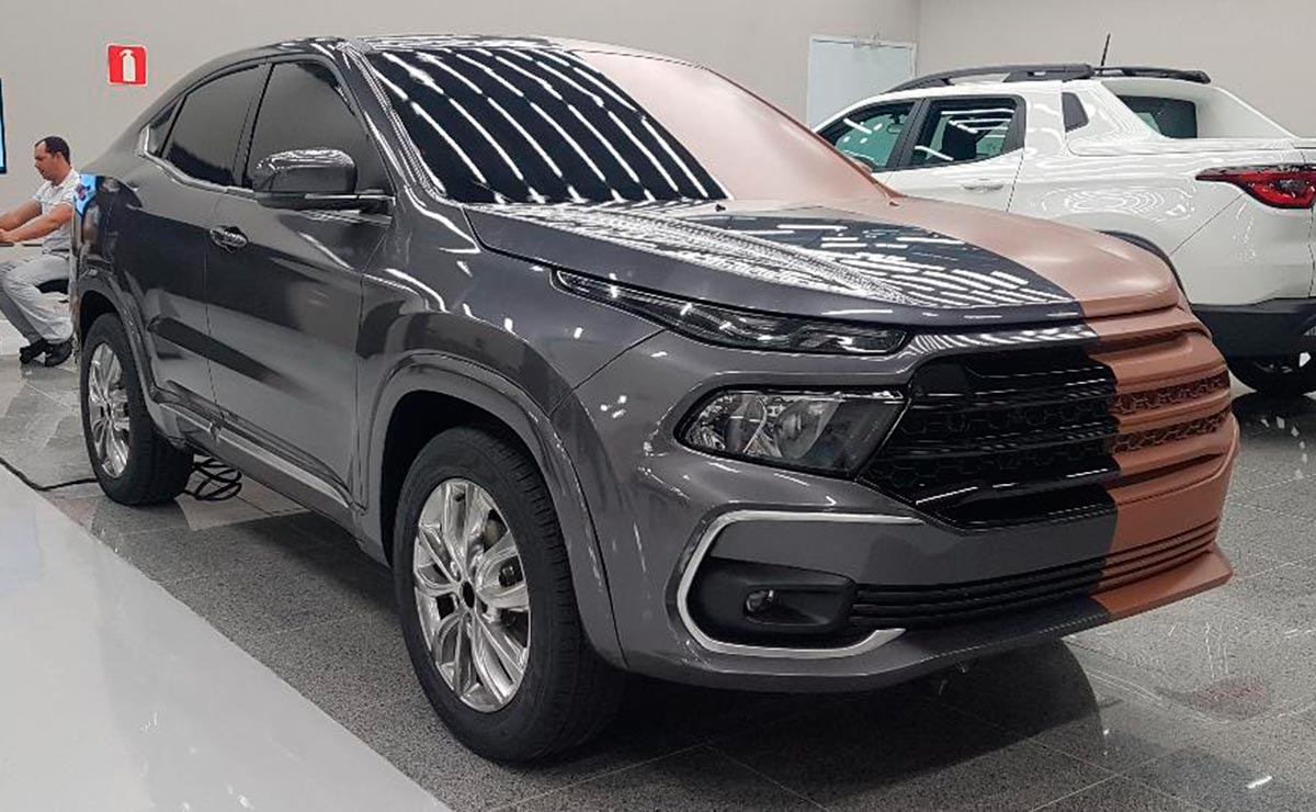 FIAT SUV COUPE 2022