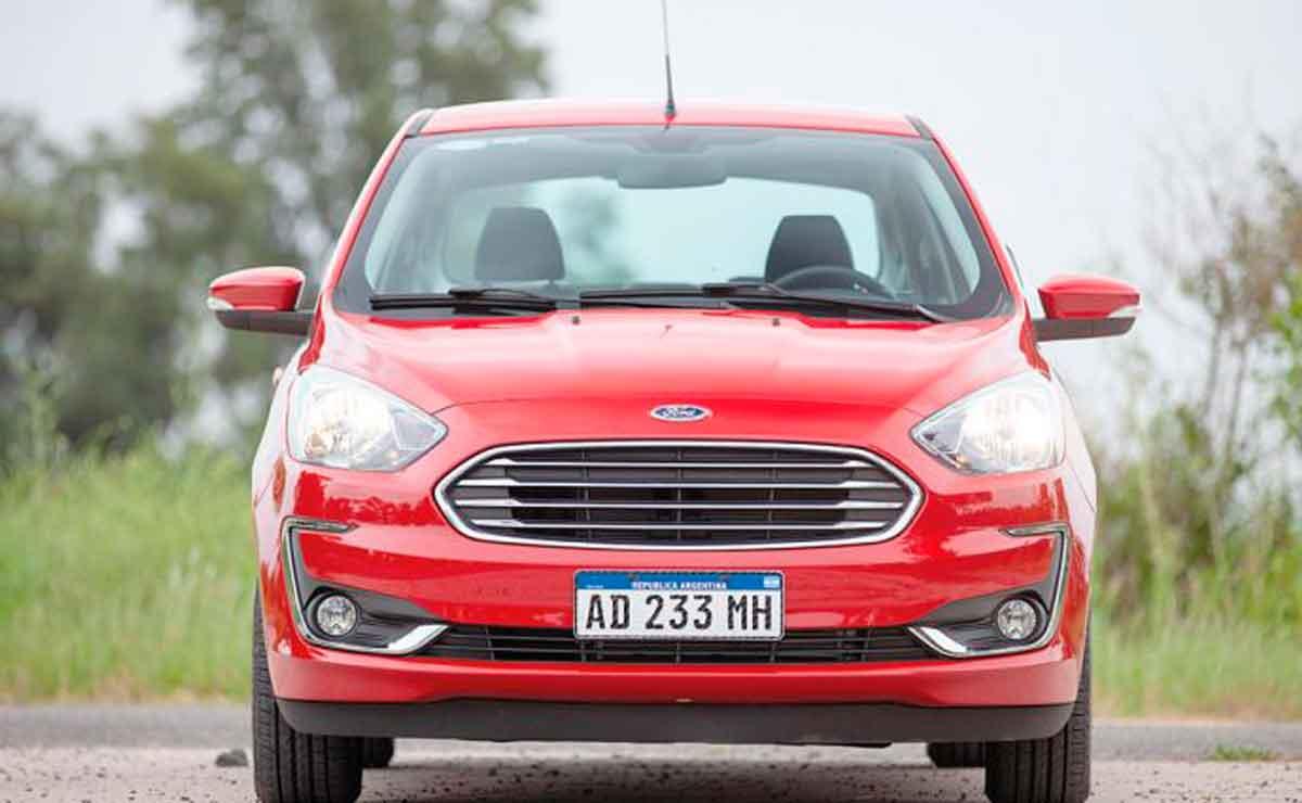 Ford-Ka-frente caja automatica